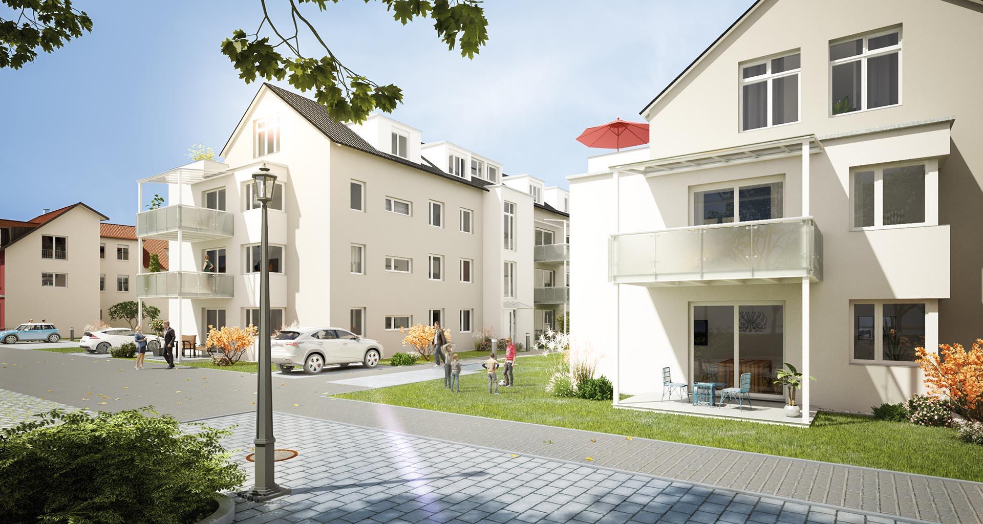 Raum Visionen - Wohnpark am Ochsen
