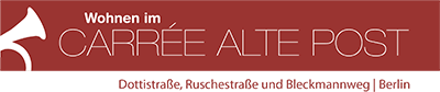 Immobilienmarketing Carree Alte Post Logo