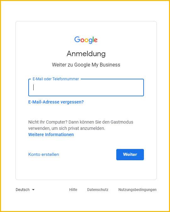 1_Google-Anmeldung_Raum-Visionen