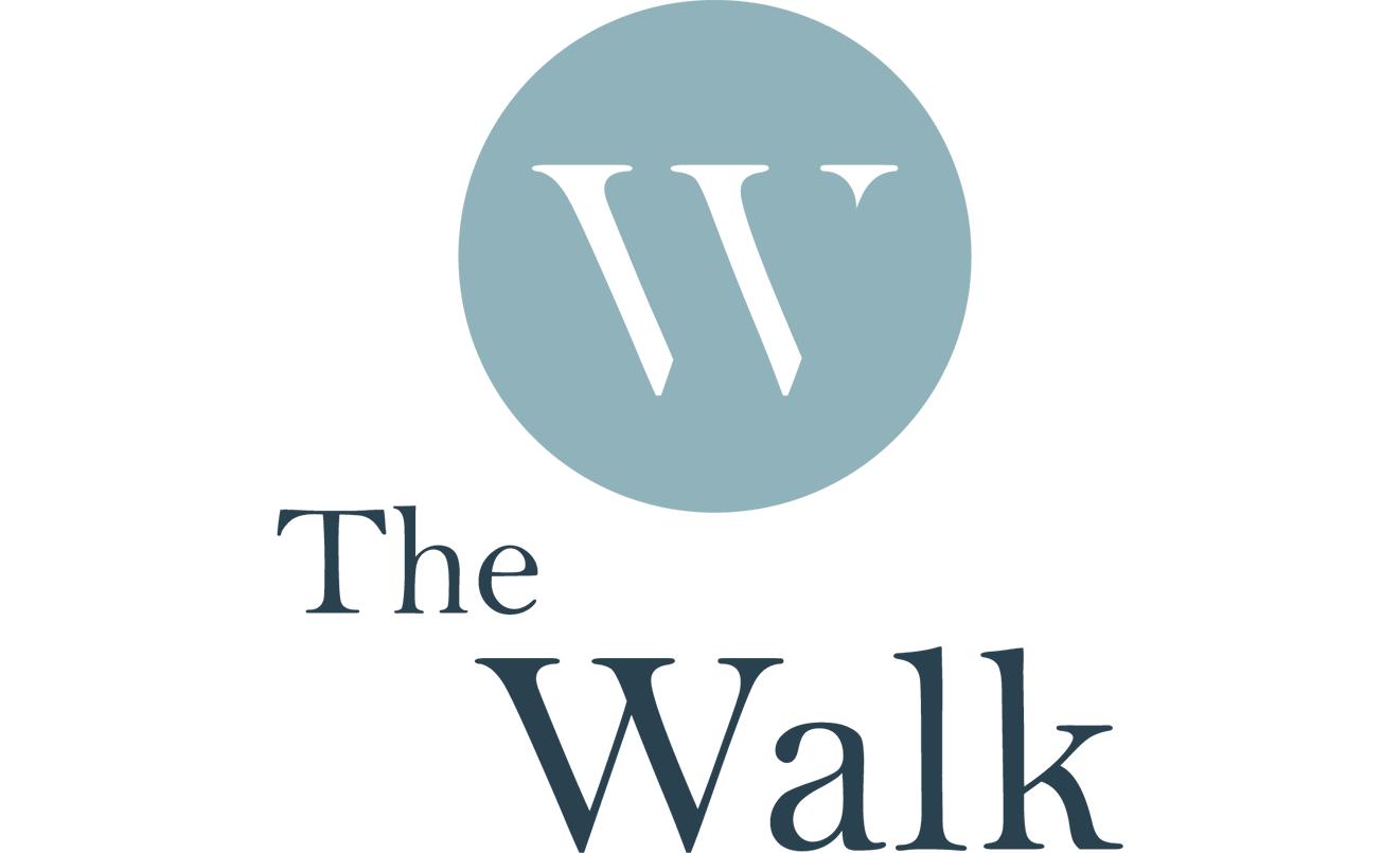 Immobilienmarketing The Walk Logo