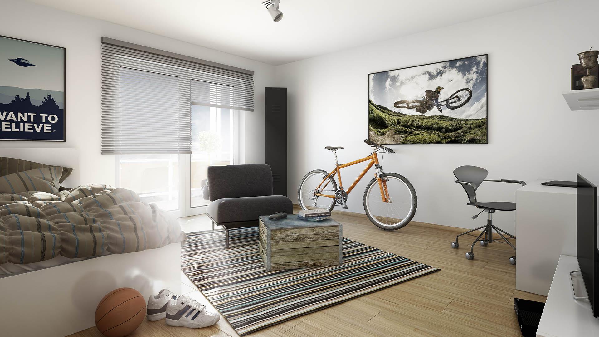 Immobilienmarketing LIV Visualisierung