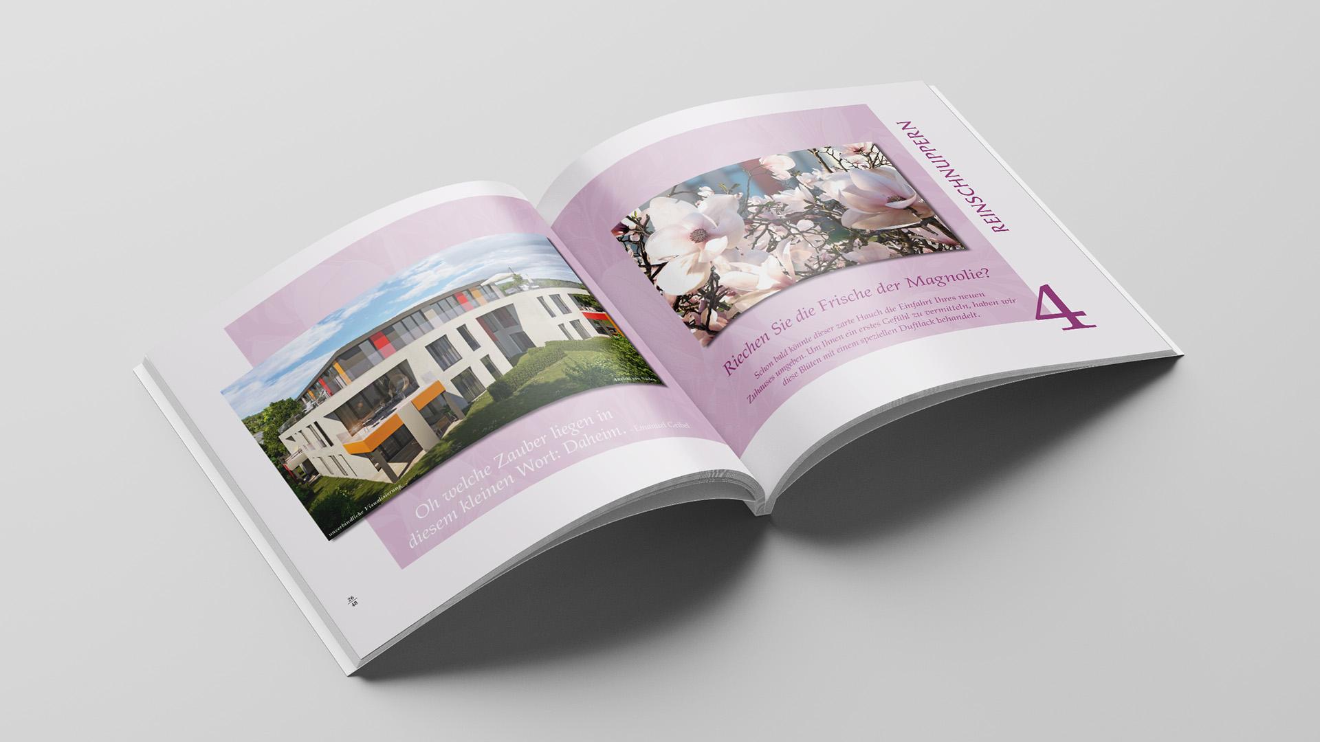 Raum Visionen Immobilienmarketing Magnolia